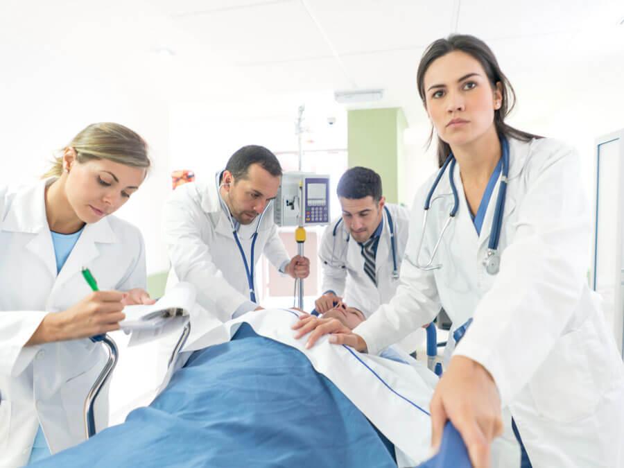 Patientenortung mit dem GPS Ortungsgerät von Jumbo Ortung