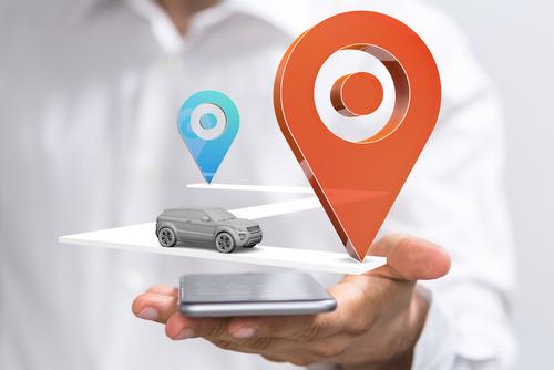 Mit den GPS Geräten hat man Überblick