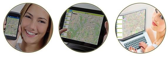"""Für unsere Handyortung mit der App benötigen sie ein Smartphone, oder ein Tablet. Wo sie sich unsere App """"Horizont Ortungssysteme"""" runterladen"""